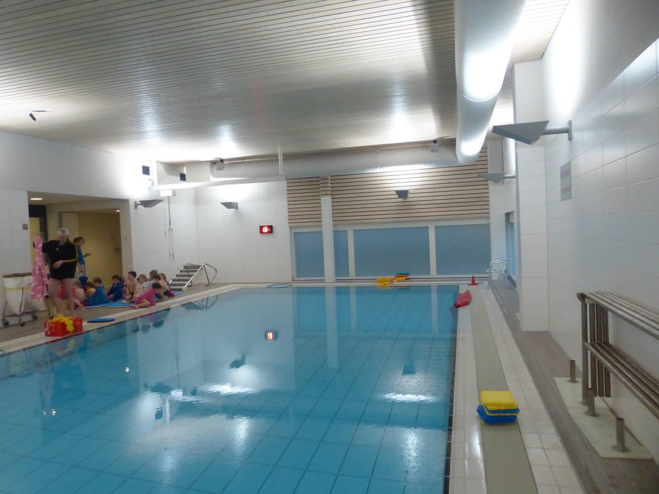 Zwemles UMC Utrecht De Blauwe Watervogel