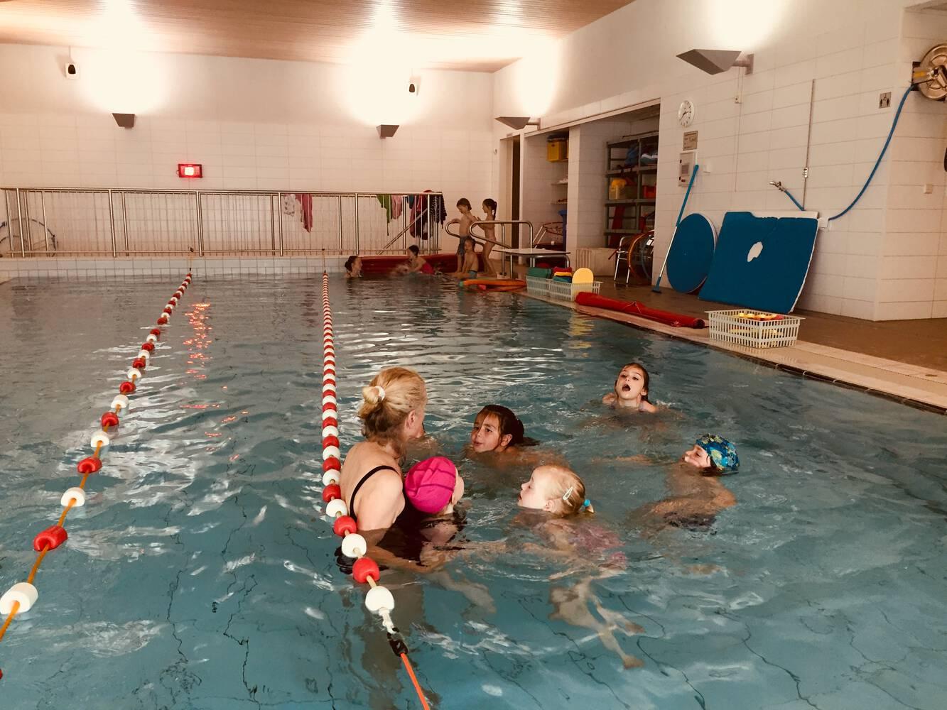 zwemles utrecht dolfijn
